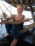 Happy hammock