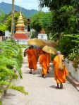 Buddhist traffic