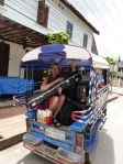 Tucking it all in the Tuk